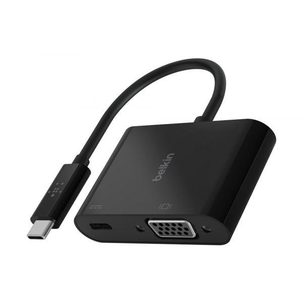 Belkin Usb-cvga F2CU037BTBLK