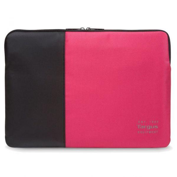 "Targus Pulse 13~14"" Laptop Sleeve Black/Rogue Red - TSS94813EU"
