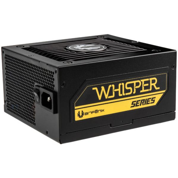 BitFenix Whisper M 450W 80+ Gold - BP-WG450UMAG-9FM