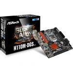 Motherboard Asrock H110M-DGS rev3.0 - 90-MXB4B0-A0UAYZ