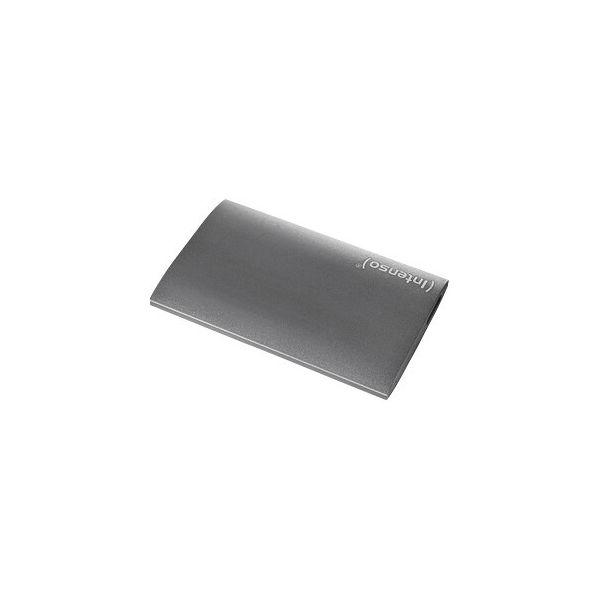 "Disco Externo SSD Intenso 128GB SSD 1.8"" USB3.0 Aluminium Premium - 3823430"