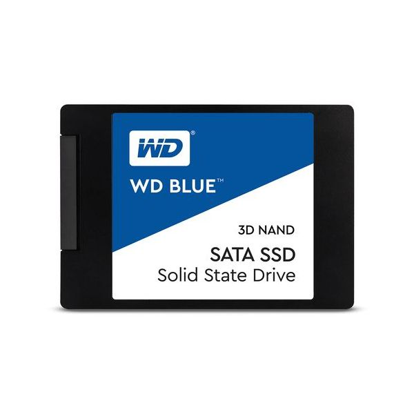 "Western Digital 250GB SSD Blue 2.5"" 7mm SATA III - WDS250G2B0A"