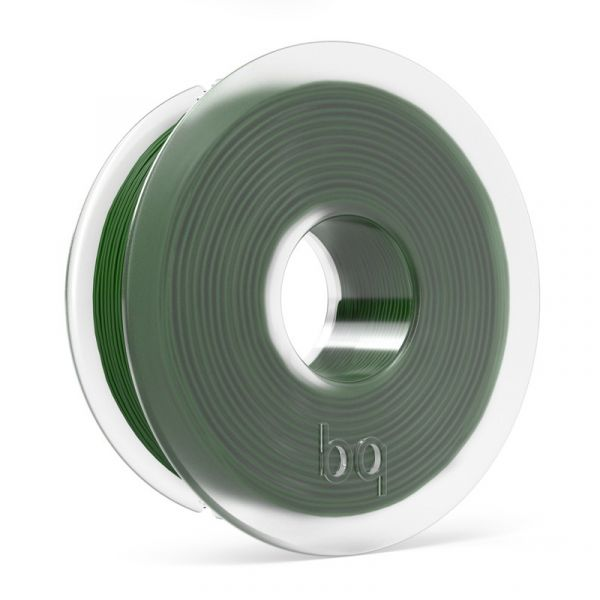 BQ Filamento PLA 1,75mm 300g Bottle Green - F000120