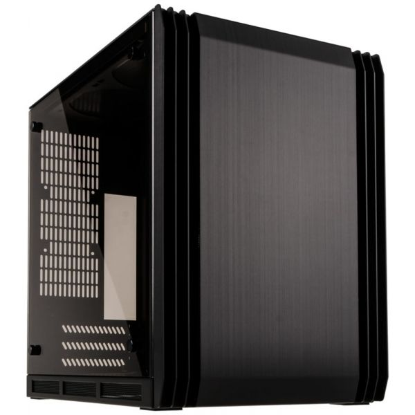 Lian Li Caixa Mini-ITX Cube Window Black - PC-Q39GWX
