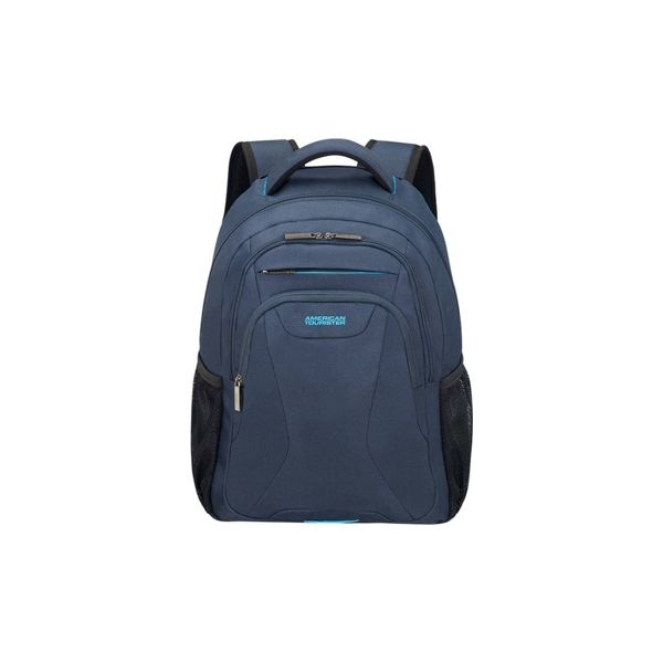 "American Tourister At Work Laptop Backpack 15.6"" Navy Blue - 33G.41.002"