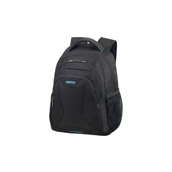 """American Tourister At Work Laptop Backpack 13.3""""-14.1"""" Black - 33G.09.001"""