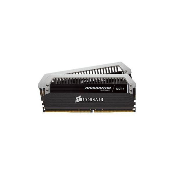 Memória RAM Corsair 8GB Dominator Platinum (2x 4GB) DDR4 3866MHz PC4-30900 CL18 - CMD8GX4M2B3866C18