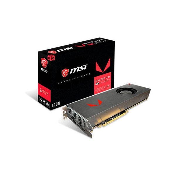MSI Radeon RX Vega 64 Iron 8GB HBM2 - 912-V803-871