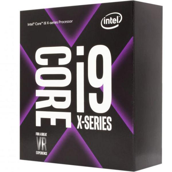 Intel Core i9-7940X 3.1GHz 19.25MB Skt2066 - BX80673I97940X