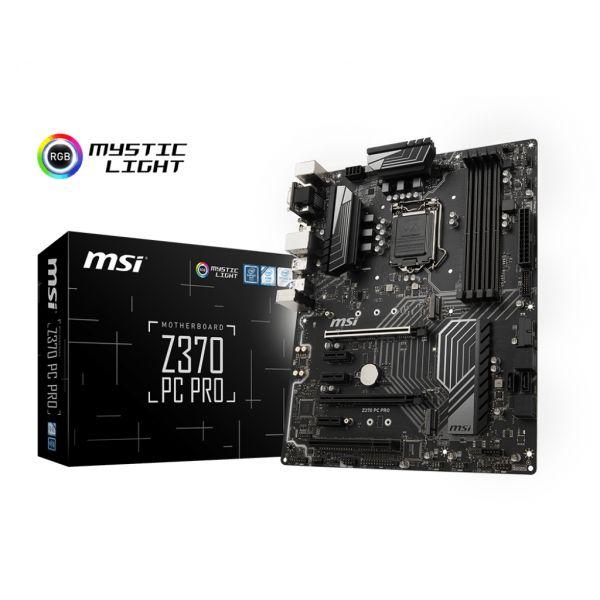 Motherboard MSI Z370 PC Pro - 911-7B49-001