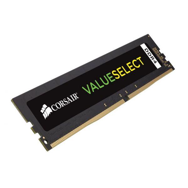 Memória RAM Corsair 8GB Value Select DDR4 2666MHz PC4-21300 CL18 - CMV8GX4M1A2666C18
