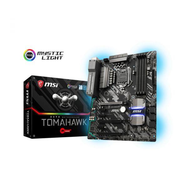 Motherboard MSI Z370 Tomahawk - 911-71347-001