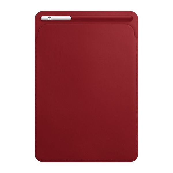 """Apple Leather Sleeve para iPad Pro 10.5"""" Red - MR5L2ZM/A"""
