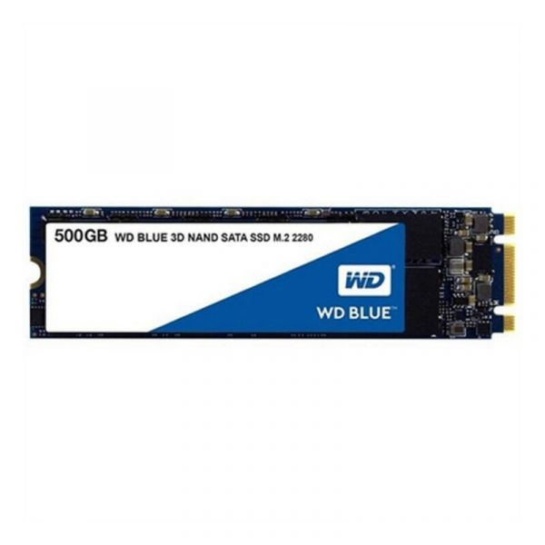 Western Digital 500GB Blue SATA III M.2 2280 SSD - WDS500G2B0B
