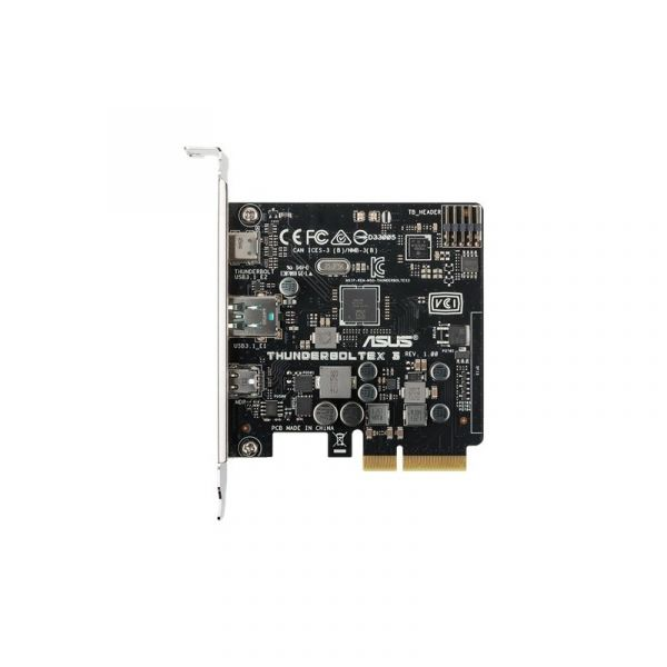 ASUS ThunderboltEX III Expansion Card - 90MC03V0-M0EAY0