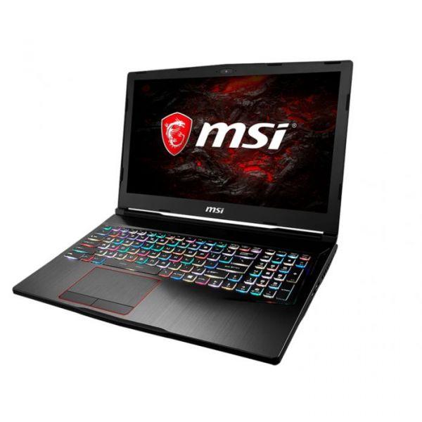 """MSI Raider GE73VR 7RF-258XES 17.3"""" i7-7700HQ 16GB 512GB SSD + 1TB GeForce GTX1070 - 9S7-17C112-258 (Teclado Espanhol)"""