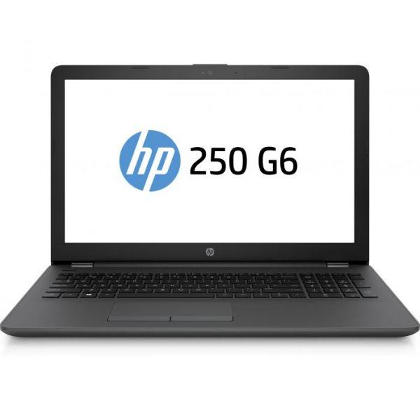 "HP 250 G6 15.6"" i3-6006U 8GB 256GB SSD - 2HH10ES (Teclado Espanhol)"