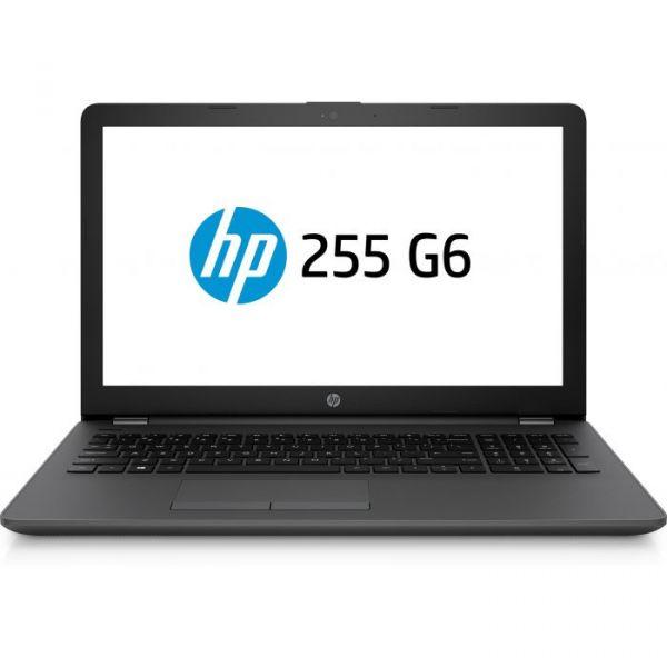"HP 255 G6 15.6"" E2-9000e 4GB 500GB Grey - 1WY13EA (Teclado Espanhol)"
