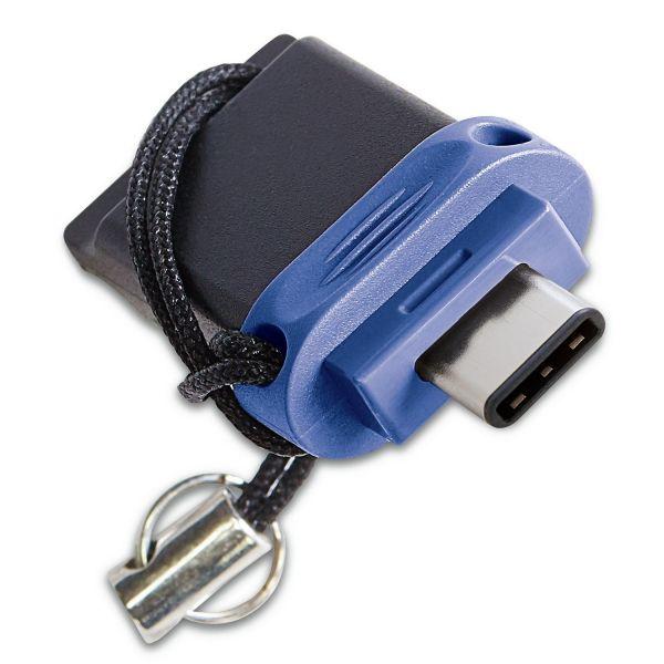 Verbatim 64GB Store N Go Dual Drive USB 3.0 / USB C - 49967