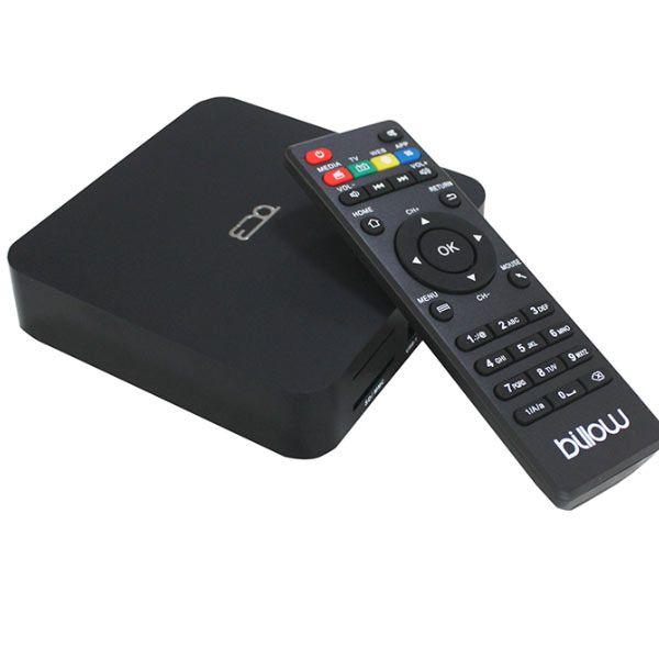 Billow MD08V2 8GB + 2GB DDR3 Android 6.0 Smart TV Box