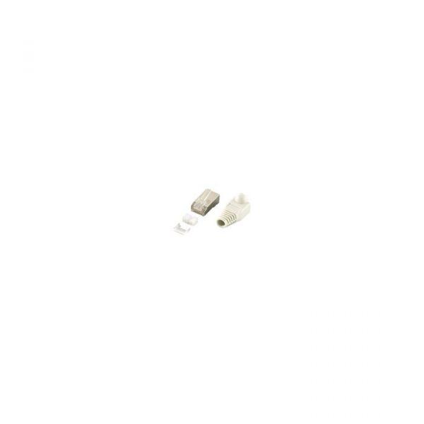 Equip Conector RJ45 UTP Cat 6 Pack 100 unidades - 121178