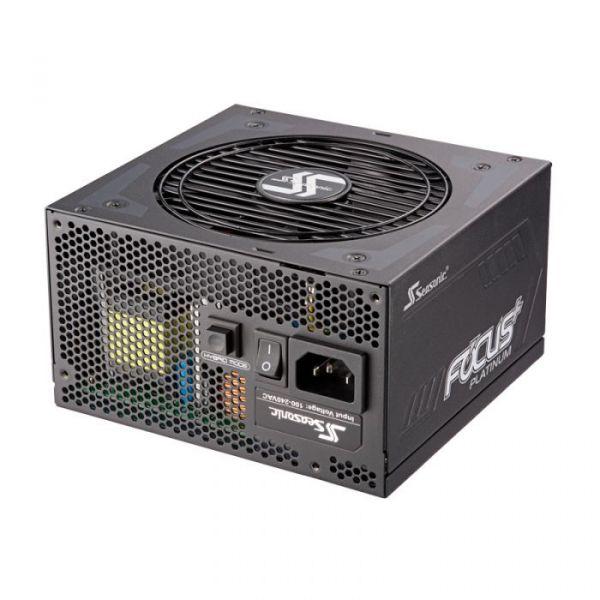 Seasonic Focus+ 550W 80 Plus Platinum Modular - SSR-550PX