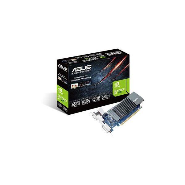 Asus GeForce GT710 2GB DDR5 - 90YV0AL3-M0NA00