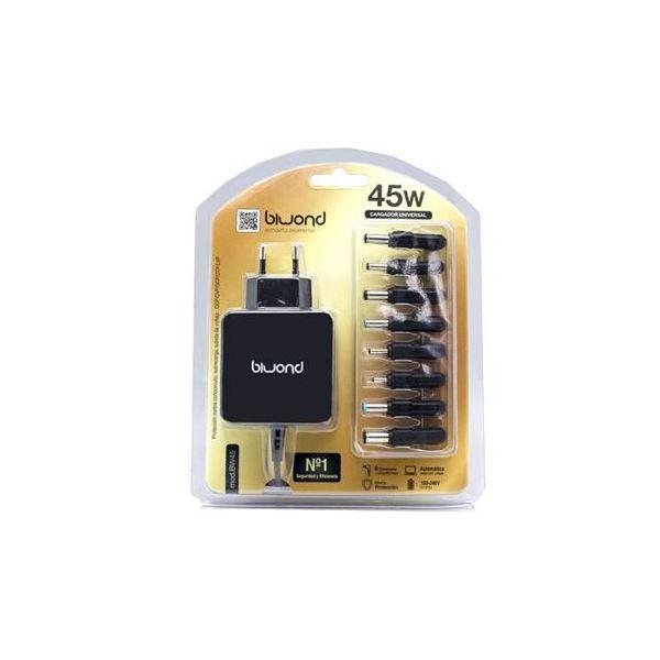 Biwond Carregador para Portátil Universal 45W - BW45