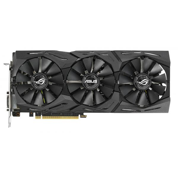 Asus GeForce GTX1070 Ti ROG Strix Advanced 8GB GDDR5 90YV0BI0-M0NA00