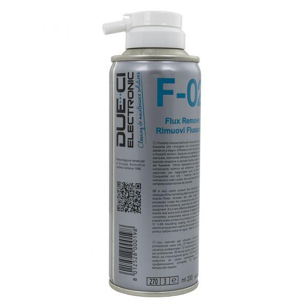Due-Ci Flux Remover F-02 (Brush) 200ml