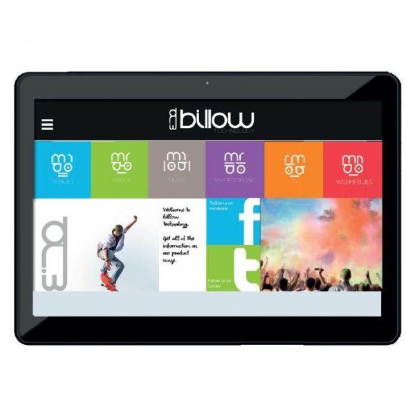 "Tablet Billow X101BV2 10.1"" 1GB/8GB Wifi Black"