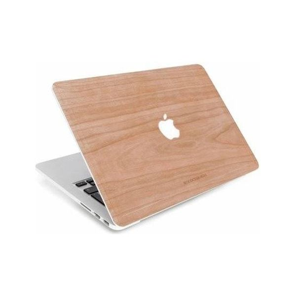 Woodacessories Tampa MacBook Pro 13'' V2016 Grená - 4260382632350