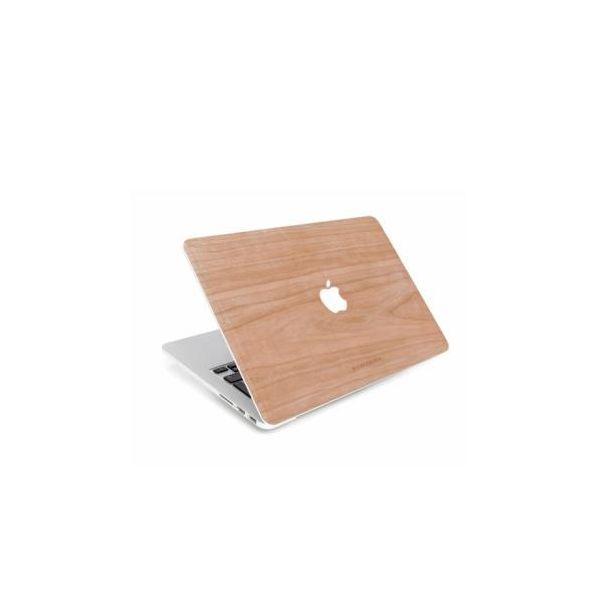 Woodacessories Tampa MacBook Pro 15'' V2016 Grená - 4260382632381