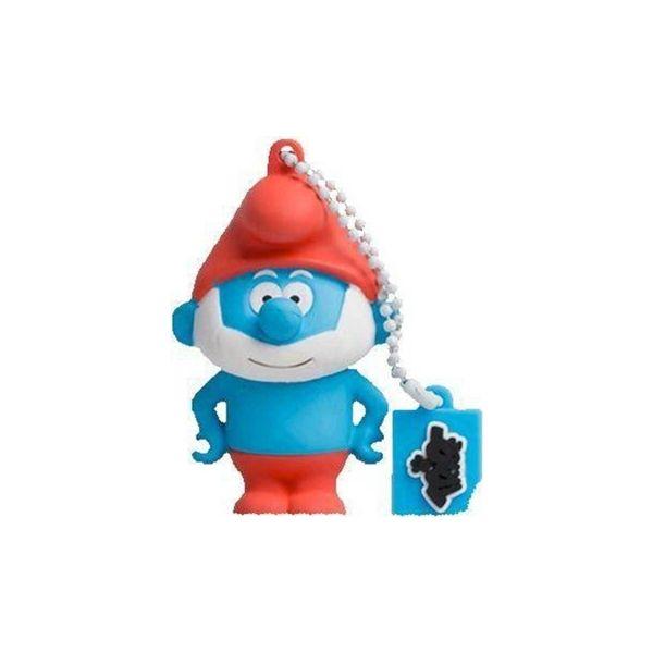 Tribe 16GB Pen USB The Smurfs Papa Smurf - 8055742125773