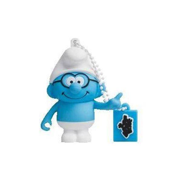 Tribe 16GB Pen USB The Smurfs Brainy - 8055742125803