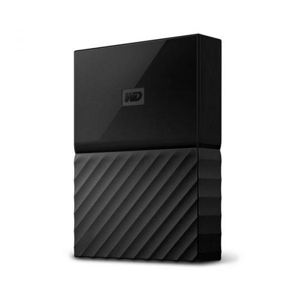 """Disco Externo Western Digital 2TB My Passport Game Storage 2.5"""" USB 3.0 - WDBZGE0020BBK-WESN"""