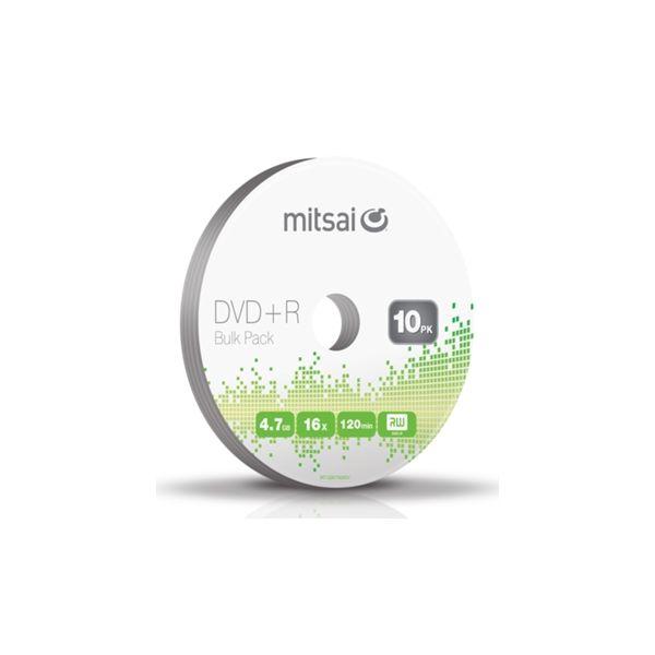 Mitsai DVD+R 4.7GB 16x 1 unidade