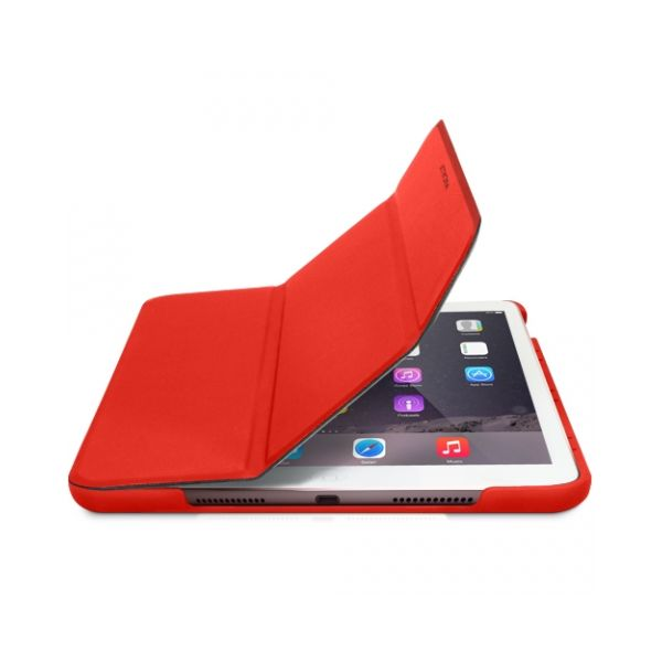 Macally Capa Stand iPad Pro 9.7'' Red