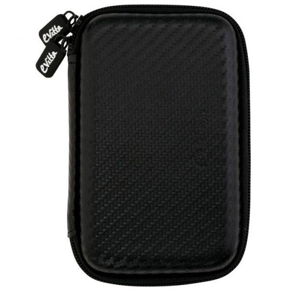 e-Vitta Bolsa para disco 2.5'' Fiber Black