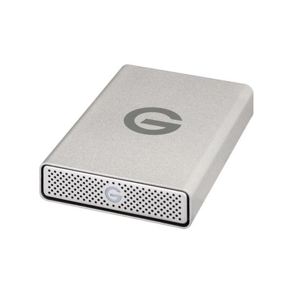 "Disco Externo G-Technology 4TB G-Drive 3.5"" USB-C USB 3.1 - GDREUCEB40001ADB"