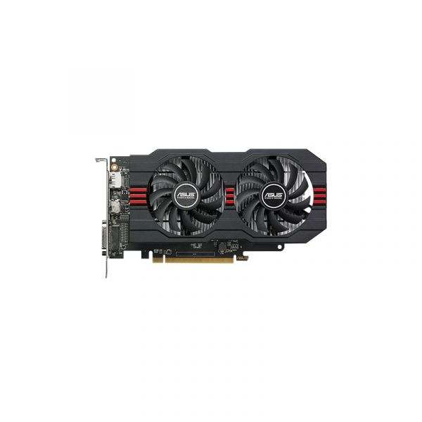 Asus Radeon RX560 OC EVO 4GB GDDR5 (PCIE) - 90YV0AH8-M0NA00