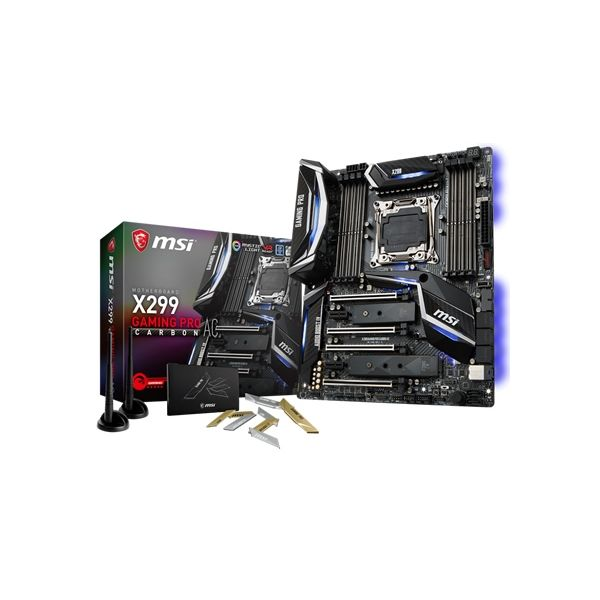 Motherboard MSI X299 Gaming Pro Carbon AC