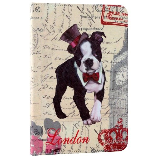E-vitta Capa protecção 10.1'' 2P London Dog