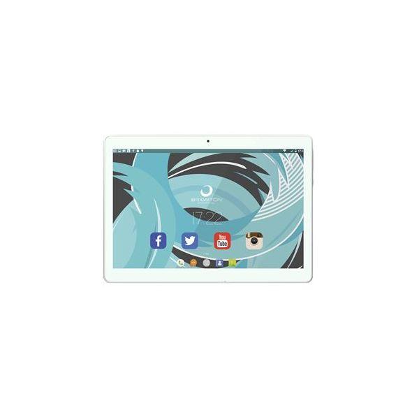 Tablet Brigmton 10.1'' BTPC-1023 4G 2GB/32GB White - BTPC-1023OC4G-B