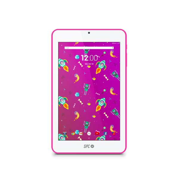 "Tablet SPC Flow 7"" 1GB/8GB Wi-FI Pink - 9742108P"