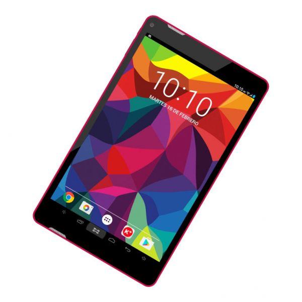 "Tablet Woxter N-100 10.1"" 1GB/8GB Wi-Fi Pink - TB26-325"