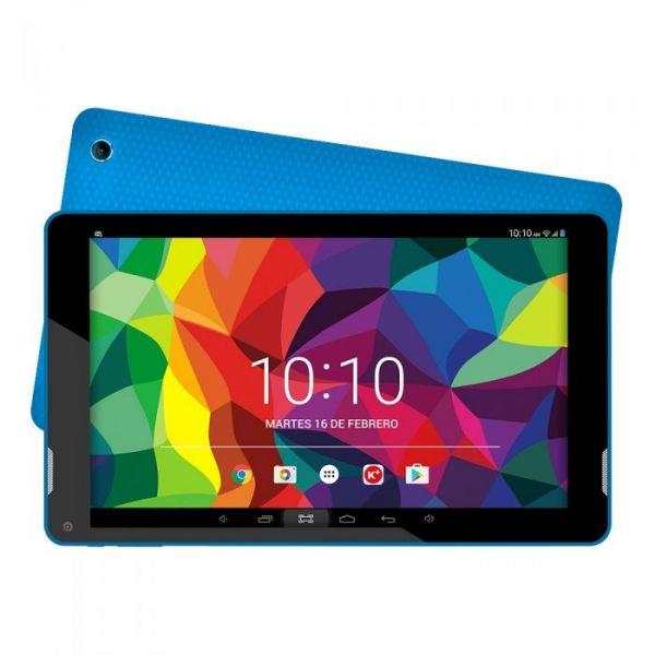 "Tablet Woxter N-100 10.1"" 1GB/8GB Wi-Fi Blue - TB26-323"