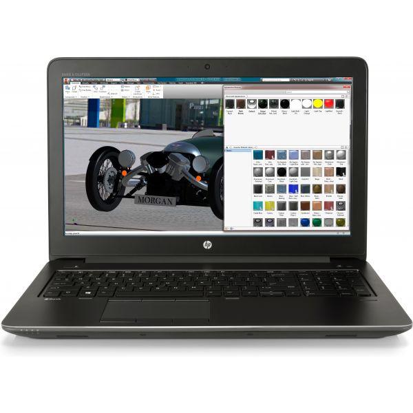 """HP ZBook 15 G4 15.6"""" E3-1505M 32GB 512GB W10 Pro - 1RR18EA"""
