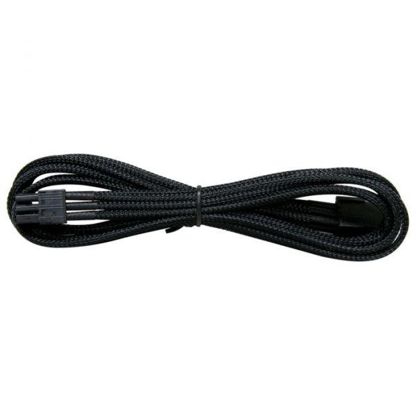 NZXT Cabo de Extensão 6-Pin PCIe 45cm Sleeved - CB-6V-45