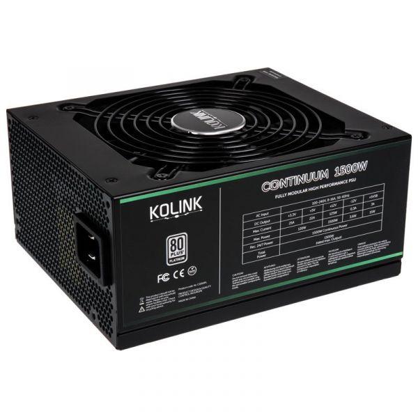 Kolink Continuum 1500W 80+ Platinum - KL-C1500PL